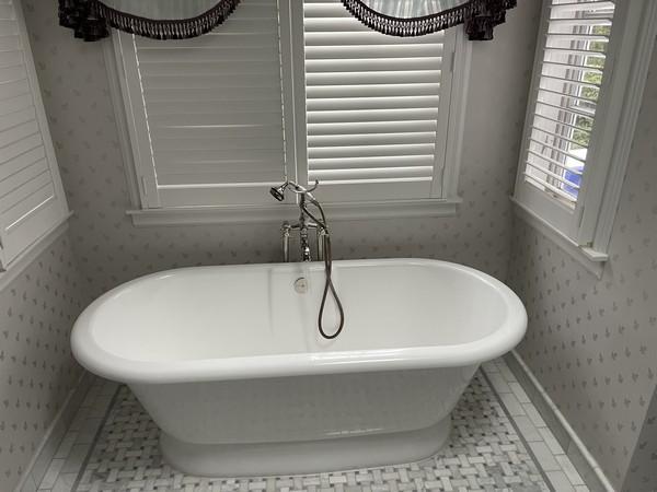 Small Bathroom Remodel in Denville, NJ