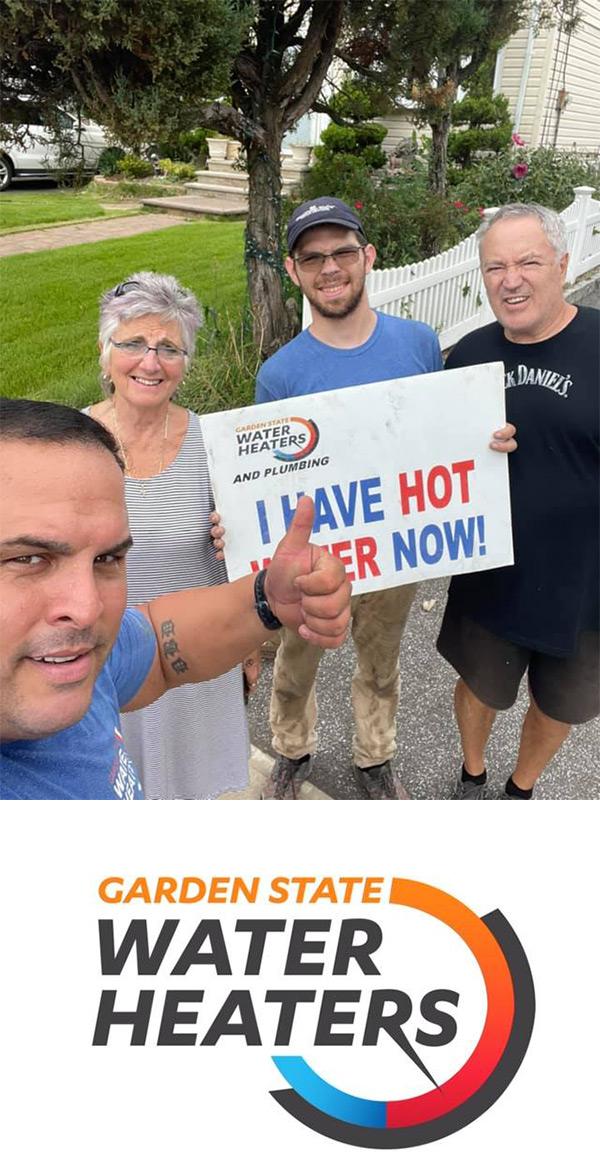 Bradford White Water Heater Install in Morristown, NJ